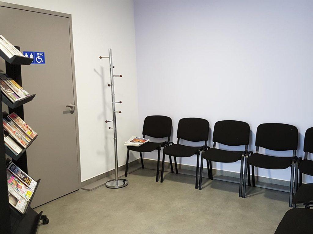 Marina rocher lagarde dessinatrice en architecture ma trise d 39 oeuvre cabinet m dical de - Accessibilite cabinet medical ...